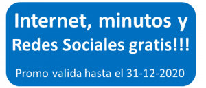 Internet y Minutos Gratis